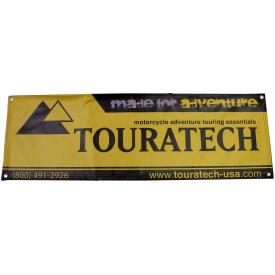 "Touratech ""Made for Adventure"" Track Banner, Large Product Thumbnail"