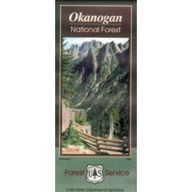 Okanogan National Forest Recreation Map Product Thumbnail