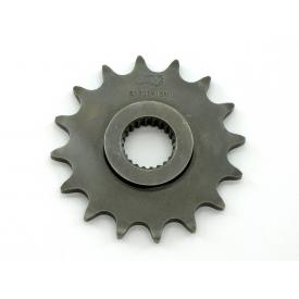 16 Tooth Countershaft Sprocket F650GS (single), G650GS,  G650X, TR650 Product Thumbnail