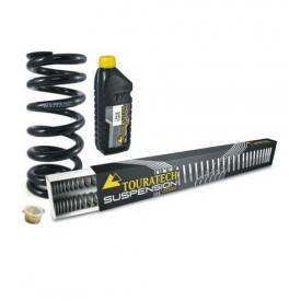 Touratech Progressive Fork & Shock Spring Kit, Honda NC700X, 2012-on Product Thumbnail