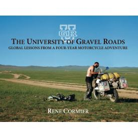 University of Gravel Roads, Book by Rene Cormier Product Thumbnail