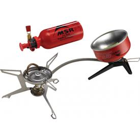 MSR Whisperlite Universal Camp Stove (liquid or canister fuel) Product Thumbnail