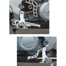 Footpeg Relocation Kit w/brake and shifter, BMW F650GS, G650GS, Dakar & Sertao Product Thumbnail