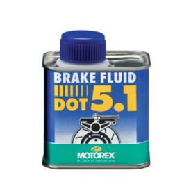 Motorex DOT 5.1 Brake Fluid, 250mL Product Thumbnail