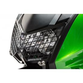 Stainless Steel Headlight Guard, Kawasaki KLR650, 2008-on Product Thumbnail