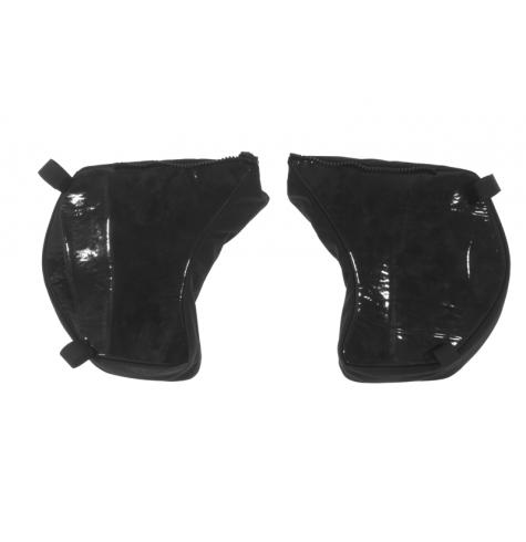 Right and Left side bags, rear view