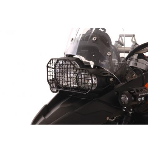 Heavy duty headlight protection for your F800GS, F700GS, F800R, or F650GS twin