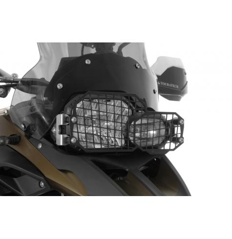 Quick Release Stainless Steel Headlight Guard Bmw F800gs
