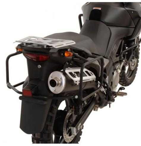 pannier rack suzuki v strom dl650 up to 2011. Black Bedroom Furniture Sets. Home Design Ideas