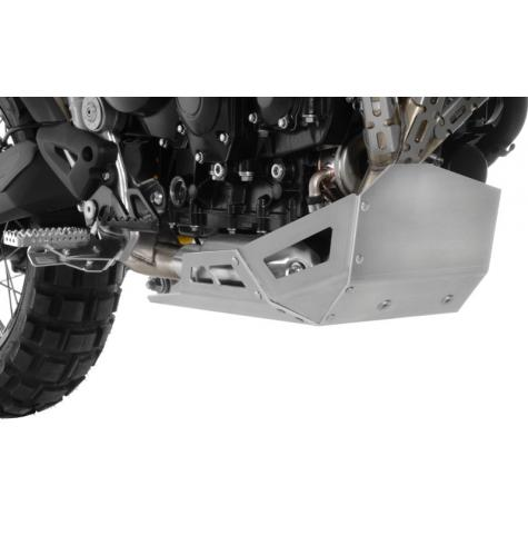 Install the Touratech skid plate for the most complete protection of your Triumph Tiger 800 or 800XC.