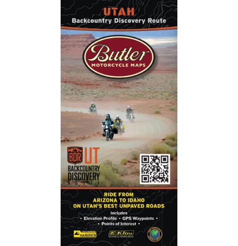 Ride from Arizona to Idaho on Utah's best unpaved roads!