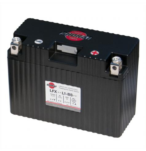 The Shorai LFX Lithium-Iron Motorcycle Battery:  One of the lightest, strongest, and most advanced motorcycle batteries available on the market.