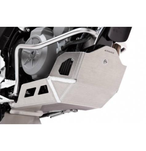 aluminum skid plate, bmw g650gs / f650gs / dakar / sertao, 2001-on