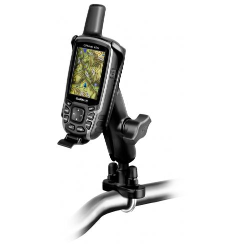 Garmin 62 series GPS pictured not included with mount.